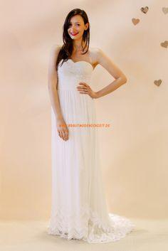 Glamouröse Modische Brautkleider aus Chiffon