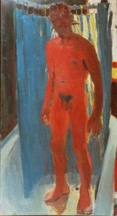 David Park  His 'Standing Male Nude in the Shower', painted between 1955-57, sold for $1,160,000 at Sotheby's New York on May 15, 2007.