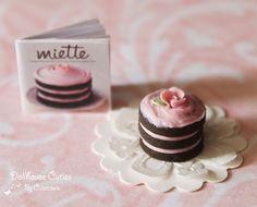 Cute Treats: From miniature jewelry to miniature dollhouse cuties :D