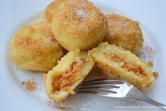 Smaczny kąsek: Knedle z jabłkami i cynamonem
