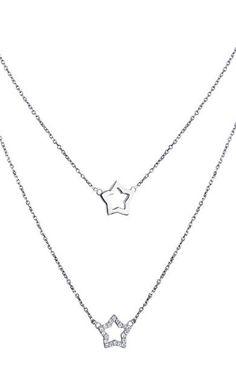 Collar Lotus Silver plata mujer LP1517-1/1
