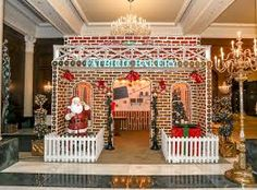 Image result for how to make a cardboard gingerbread house life size