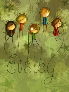 eisley,  saw them in concert a few years back. (Two thumbs up) -Janet