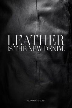 Leather Trend Blog, fall 2013, Jessica Kindskey