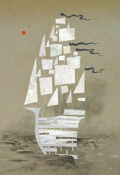 Ken Wong : Illustration