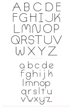 Designing a Typeface, With Illustrator and FontLab, from Start to Finish – Part 1 (via vector.tutsplus.com)
