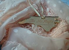 ANY State Personalized Engraved Christmas Ornament NEW for 2015 by KellyAndPavelDesign on Etsy
