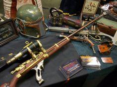 Steampunk stuff from DragonCon 2011
