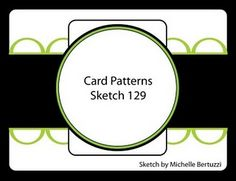 Card Patterns Sketch 129