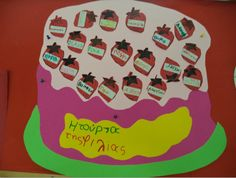 """...Το Νηπιαγωγείο μ' αρέσει πιο πολύ.: Τα βήματα για τη ζωή: Μάθημα 50. Πώς μπορώ να μπω σε μια παρέα-Φιλία.Σύνδεση με το πρόγραμμα της Unicef, """"Να σας γνωρίσω τους φίλους μου τα παιδιά του κόσμου"""". Kindergarten, Preschool, Birthday Cake, School Stuff, Ideas, Birthday Cakes, Kindergartens, Thoughts, Cake Birthday"""