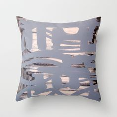 untitled #10 Throw Pillow