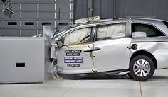 The Safest Cars & Minivans Are Honda  (Photo: Honda Odyssey 2014 Crash Test)