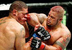 Mark Hunt vs Antonio Silva [FIGHT HIGHLIGHTS]
