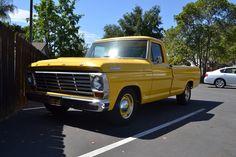 Street Spot: Yellow F100