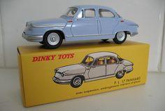 Panhard PL 17 (re-edition Atlas Dinky Toys)
