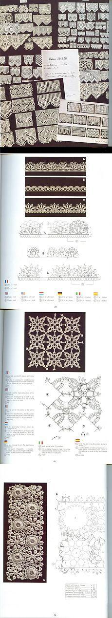 Уникальная книга по вязанию из серии DMC. Creations Crochet D'or.