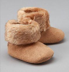 Itty bitty newborn boots
