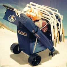 New Tommy Bahama Beach cart!!