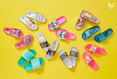 Because slides are always in style.