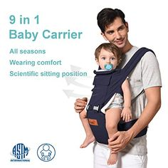 b336bff6e49 7 Fascinating ergonomic baby carrier images