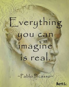 You 'create' your reality through your perceptions...