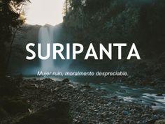Otra palabra bonita del idioma español