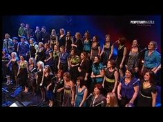 A proof that nearly every kind of music can be sung -- a jaw-dropping rendition of Slovenia's most renowned traditional folk music ensemble. Clap away! To watch later