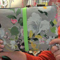 Couture : une housse d'ordinateur portable à la machine - Marie Claire Idées
