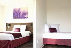 Hôtel Libéra*** - Chambre Standard de 1 à 3 personnes - à proximité de Caen en Normandie
