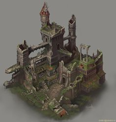 The ruin. by ~Jonik9i on deviantART