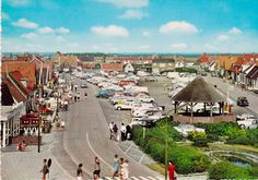 Callantsoog around 1960, North Holland, the Netherlands. #greetingsfromnl