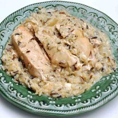 Chicken and Wild rice