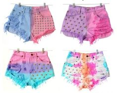 MandySharesLife: Dip Dye-Coloring Coolness