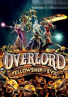 Overlord Fellowship of Evil Free Download  Overlord Fellowship of Evil Free Download PC Game setup in single direct link for windows. Overlord Fellowship of Evil is an action game.  Overlord Fellowship of Evil PC Game 2015Overview  Overlord Fellowship of Evil is developed and published under the banner ofCodemasters. This game was released on19thOctober 2015. It is a dark action and RPG filled series that has been penned by the award winning scriptwriter Rhianna Pratchett. This game delivers…