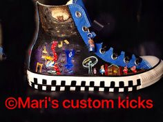 17 Best Custom shoes images | Custom shoes, Shoes, Painted shoes