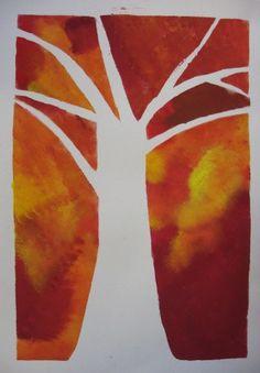 Strom -práce s šablonou a tupování