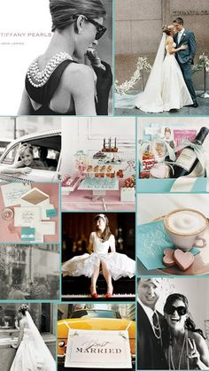 Build Me A Breakfast At Tiffany s Wedding photo 2407896-2