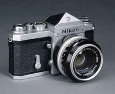 Nikon F. The one that started it all. i got one and cant wait to start using it! it not exactly the same as the picture but very close!