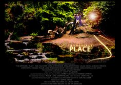 Character poster for The Impossible Place