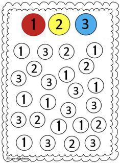 Preschool Learning Activities, Infant Activities, Teaching Math, Preschool Activities, Kids Learning, Kids Daycare, Math For Kids, Kindergarten Lessons, Math Lessons