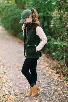 Outfit para el otoño