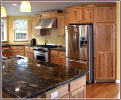 Terrific Hand Painted Kitchen Cabinets