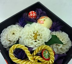 $135.00  Red Yuzen Box