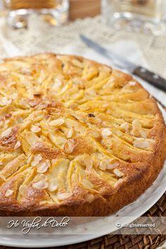Torta+di+mele+e+mandorle