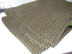 Mike's Scarf free crochet pattern