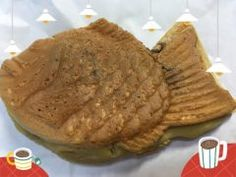 私のテンションがアップする大好きなあんのう芋入りのたい焼き  美味しいな()   tags[福岡県]