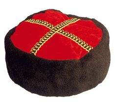 Orlob Kosakenhut Hut zum Russen Kostüm an Karneval Fasching: Amazon.de: Spielzeug