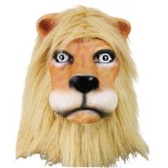 Masque Lion #masquesdéguisements #accessoiresdéguisements #accessoiresphotocall