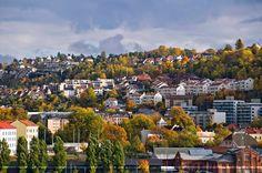 Herbst in Gamle Oslo