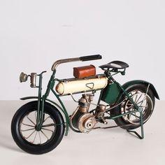 Miniatura Moto Antiga - Machine Cult - Kustom Shop | A loja das camisetas de carro e moto